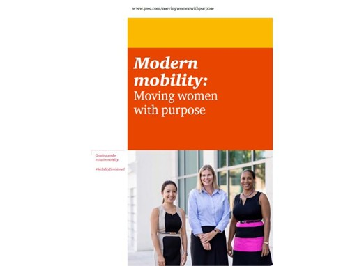 Modern mobility: Moving women with purpose