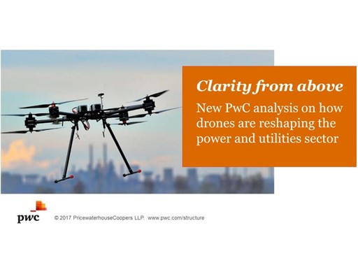 Clarity from above: Leveraging drone technologies to secure utilities systems