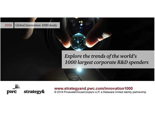 2018 Global Innovation 1000 Study - Explore the trends of the world's 1000 largest corporate R&D spenders