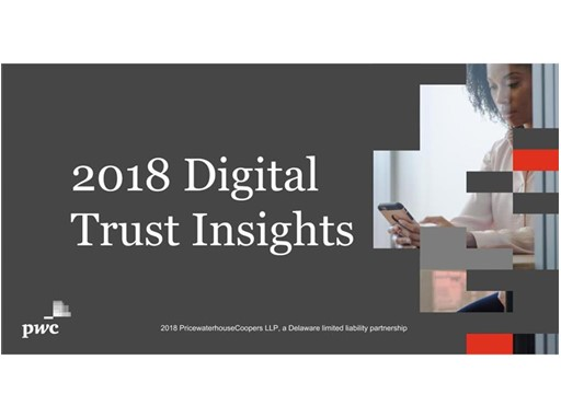 Digital Trust Insights survey image