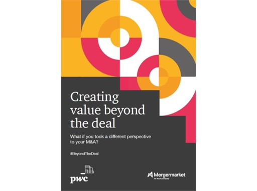 Creating Value Beyond the Deal report cover