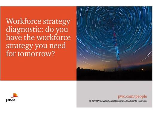 Workforce Strategy Diagnostic LinkedIn