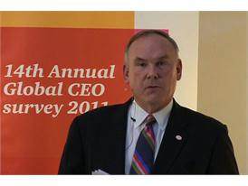 Dennis Nally, Chairman, PwC International - Soundbites from the PWC CEO Survey at the 2011 World Economic Forum