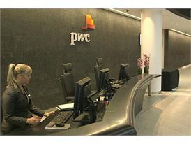 PwC Headquarters in London - New B-Roll