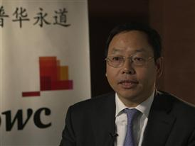 David Wu, Government & Regulatory Affairs Leader, PwC China