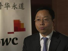 David Wu, Government & Regulatory Affairs Leader, PwC China.