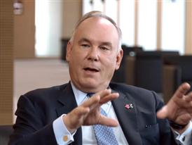 Dennis Nally interview on our progress in FY 2015
