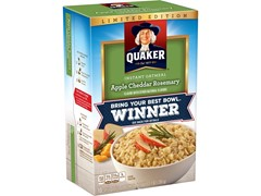 Apple Cheddar Rosemary Wins Quaker's 'Bring Your Best Bowl' Contest