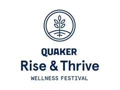 Quaker Teams Up with Thrive Global for Their First-Ever Boomer Wellness Festival