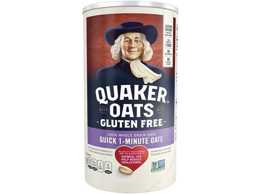 Quaker Gluten Free Quick 1-Minute Oats