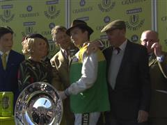 Oliver Sherwood and Many Clouds on the Verge of National History