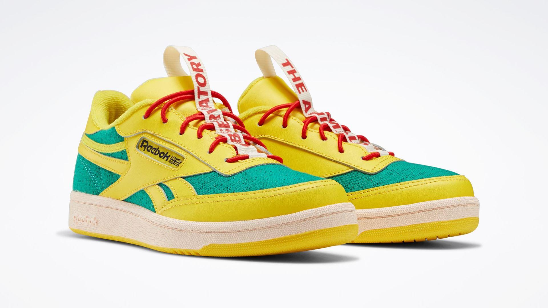 Reebok x TAO Yellow Front