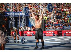 Rich Froning Jr. Wins 2014 Reebok CrossFit Games for Fourth Straight Year