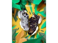 "Reebok CLASSIC Instapump Fury ""The Jungle Book"" インスタポンプフューリーから「ジャングル・ブック」モデルが登場"