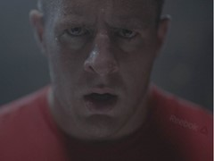 "Reebok Launches ""Hunt Greatness"" with J.J. Watt"