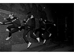 「リーボック クラシック」と「N.ハリウッド」が初コラボレーション ソリッドなブラックで統一された日本限定のカプセルコレクションを発表 2016年9月10日(土)より発売開始