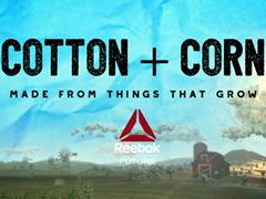 """Reebok """"Growing"""" Plant-Based Footwear"""