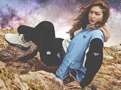 ジジ・ハディッドのプロデュースによるニュー・コレクション、「トレイル」と「アウトドア」をテーマとした秋冬アイテムが登場 「Reebok x Gigi Hadid Collection」 10月25日(金)発売