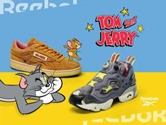 2020年は子(ねずみ)年!全世界で愛されるねずみのキャラクターが登場、不朽の名作カートゥーン「トムとジェリー」とのコラボレーションコレクション「Reebok × Tom & Jerry」 2020年1月24日(金)より発売