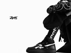 「Reebok x Victoria Beckham」2020年春夏コレクションよりバスケットボールシューズをベースにシンプルでエッジのきいたカラーの「DUAL COURT MID II」2020年5月1日(金)発売