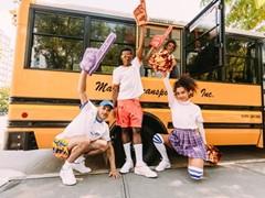 """NY発の気鋭ブランド「Eric Emanuel」とのコラボレーション""""新学期""""をテーマにデザインされたカレッジテイストのCLUB Cが登場「Reebok x Eric Emanuel CLUB C 85」 2020年9月4日(金)発売"""