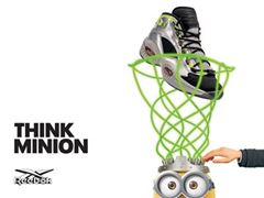 "Reebok and Illumination present ""Minions: The Rise Of Gru"" Footwear Collection detailing a Young Gru's dream of becoming the World's Greatest Supervillain, available October 1"