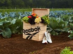 Reebok Partners with Boston Farm to Offer First Plant-Based Performance Shoe with a Side of Fresh Produce
