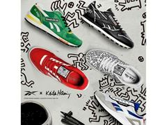 Reebok Unveils Keith Haring Collection