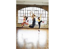Reebok FW13 Lookbook - Dance 2