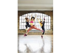 Reebok FW13 Lookbook - Dance 5
