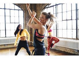 Reebok FW13 Lookbook - Dance 8