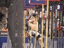 Froning Rope Climb