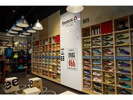 Rancho Shoe Display