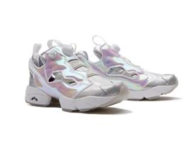 Cinderella Instapump Fury White Background
