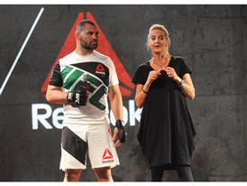 Launch of the Reebok UFC Fight Kit 7