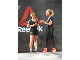 Launch of the Reebok UFC Fight Kit 9