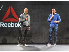 Launch of the Reebok UFC Fight Kit 11