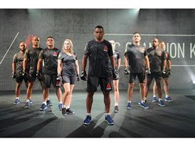 Launch of the Reebok UFC Fight Kit 20