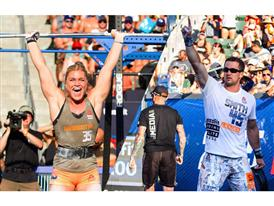 2015 REEBOK CROSSFIT® GAMES CROWNS THREE NEW CHAMPIONS