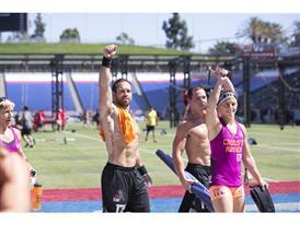 Team CrossFit Mayhem Freedom