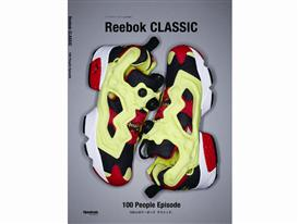 Reebok CLASSIC 初のブランドムックを制作