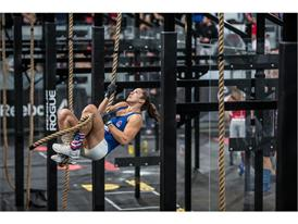 Team USA Rope Climb