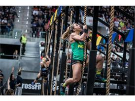 Rope Climb - Team Pacific