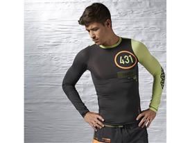 Spartan Pro Men's Long Sleeve Compression