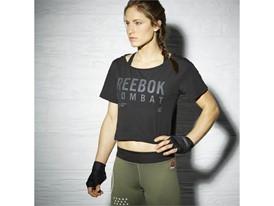 Women's Combat Cropped Tee