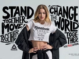REEBOK CELEBRATES STRONG WOMEN INSPIRING OTHERS TO BE THEIR BEST SELVES