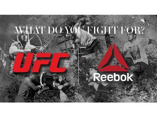 Reebok Steps into the Octagon: Global Fitness Brand and MMA Giant UFC®  Enter into Long-Term Partnership