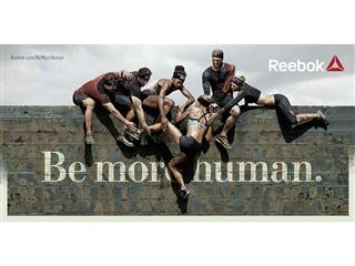 "Reebok Challenges the World to ""Be More Human"" with New Brand Campaign"