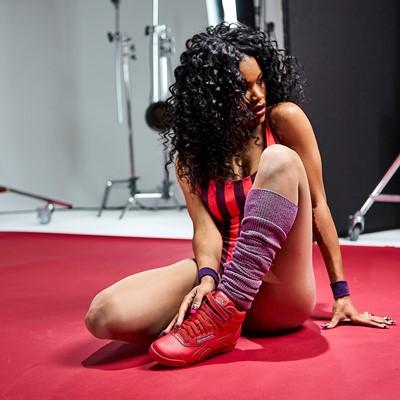 Behind the Scenes Teyana Taylor