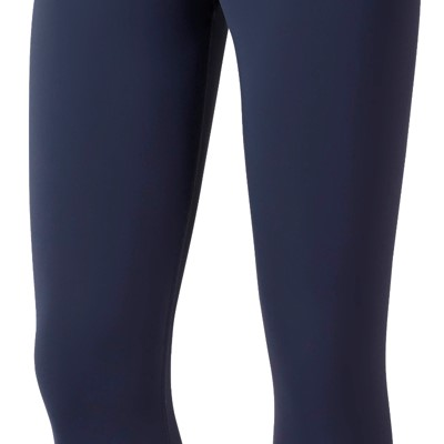 Heritage Navy Lux Maternity Tight